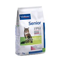 Virbac-Cat Senior Neutered - Katzenfutter